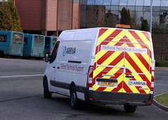 Arriva Midlands North FP11WFJ Vauxhall Movano (chrisbell50000) Tags: favorite bus station back support shropshire rear north engineering telford maintenance technical end vehicle breakdown van favourite vauxhall midlands arriva ancillary movano chrisbellphotocom fp11wfj