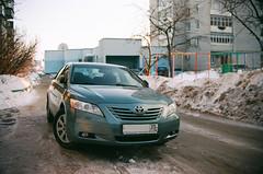 Toyota (Vulpes_Vulpes21) Tags: film nikon kodak f65 100 camry ektar n65 toyta