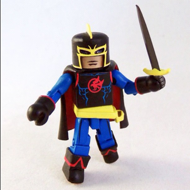 how to make custom minimates