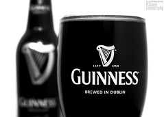 Guinness Options BW