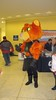 Catseye Pest Control mascot (Coyoty) Tags: family orange kids cat costume furry control expo fair mascot event civic entertainer performer pest catseye exterminator hannaford kidzexpo hannafordkidzexpo catseyepestcontrol