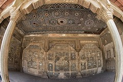 Hall of Mirrors, Lahore Fort (z) Tags: world city pakistan heritage architecture hall site fort patterns muslim mirrors unesco pavilion lahore oldcity walled lahorefort mughal kingspavilion sheeshmahal  naulakha