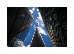 Lambda (Mr sAg) Tags: building london up architecture three interestingness interesting perspective wideangle junction explore more tri sag morelondon simonharrison explored mrsag