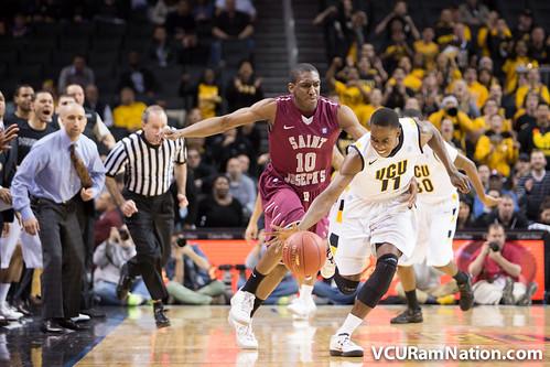 VCU vs. St. Joe's (A10 Quarterfinal)