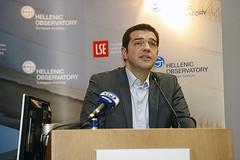 Alexis_Tsipras_8748 (LSE in Pictures) Tags: greek europe university events eu greece politician lse londonschoolofeconomics austerity radicalleft hellenicparliament alexistsipras eurozonecrisis leftwingpolitician syrizausf