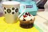 cupcake (SABU7A) Tags: cupcake كبكيك