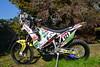 Tapizado asiento moto para Dakar 2013 (Tapizados y gel para asientos de moto) Tags: moto dakar asiento tapizar