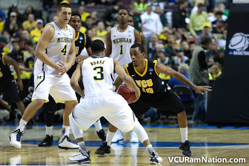 VCU vs. Michigan (NCAA Tournament 3rd Round)