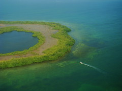 florida keys (skylinejunkie) Tags: blue green gulfofmexico water keys island boat florida turquoise teal caribbean