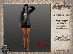 Dr.Cooper Outfit @ XYRoom (.:The Beautiful Ones:.) Tags: cooper xy tbo thebeautifulones drcooper sheldoncooper xyroom