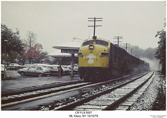 CR FL9 5057 (Robert W. Thomson) Tags: york electric diesel f locomotive cr conrail emd funit fouraxle sixaxle cabunit traincommuter coveredwagonaaunita unitfl9traintrainstrain enginerailroadrailwaypassenger trainmt kisconew