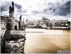 Prague (Latin-Point) Tags: bridge castle prague prag charles praha vltava hrad moldau karlsbrcke