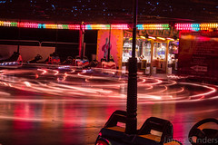 IMG_1989.jpg (SaabManJim) Tags: longexposure fun fairground dodgems dodgem