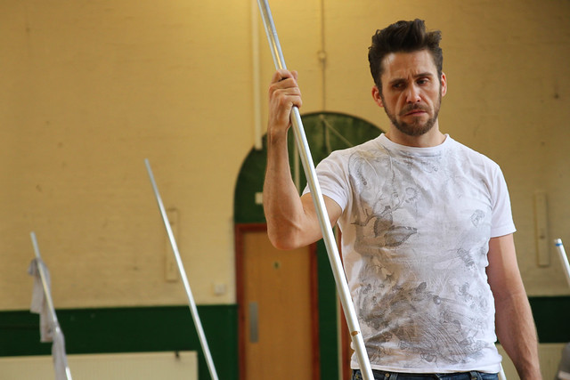 "Ed Lyon in rehearsals for the Jette Parker Young Artists performance of L'isola disabitata in Hobart, Australia.      Photo by Chris Shipman     <a href=""http://www.roh.org.uk"" rel=""nofollow"">www.roh.org.uk</a>"