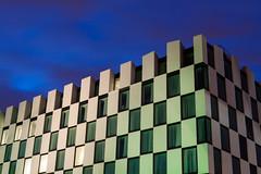 Grand Canal Square (qitsuk) Tags: ireland dublin architecture docklands modernarchitecture grandcanalsquare