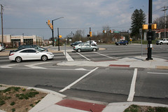 wwht041013-18.jpg (Chester County Planning Commission) Tags: sidewalk transportation pedestrians roads crosswalk trafficsignals pa100 westwhiteland