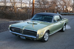 "1968 Cougar • <a style=""font-size:0.8em;"" href=""http://www.flickr.com/photos/85572005@N00/8642781325/"" target=""_blank"">View on Flickr</a>"