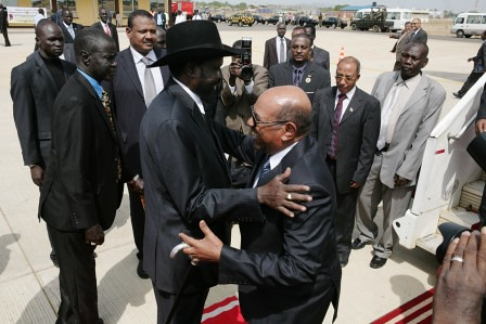 Thumbnail for South Sudan's Kiir withdraws executive powers from VP Machar