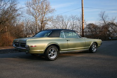 "1968 Cougar • <a style=""font-size:0.8em;"" href=""http://www.flickr.com/photos/85572005@N00/8643848920/"" target=""_blank"">View on Flickr</a>"