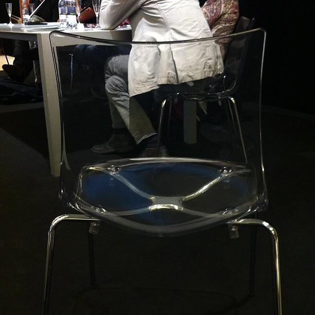 Discorsi sulla sedia. #designtalk