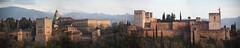Alhambra, Granada (R. O. Flinn) Tags: architecture spain muslim palace alhambra granada