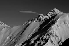 Mont Emilius # Couis-Pila ( Valle d'Aoste ) (walter buson) Tags: blackandwhite alpigraie emilius fujifilmx10 alpsalpesalpenalpi mountainsmontagnesbergemontagne