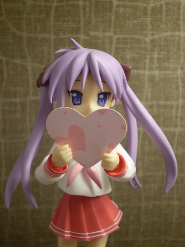 Kagami Got a Love Note?