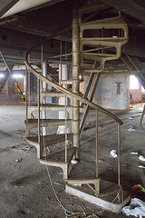 Abandoned Lab (AeroFennec) Tags: building abandoned lab decay exploring labratory