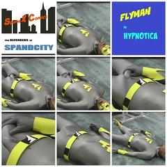 collfb (jayphelps) Tags: spandex superhero superheroine fetish trapped peril