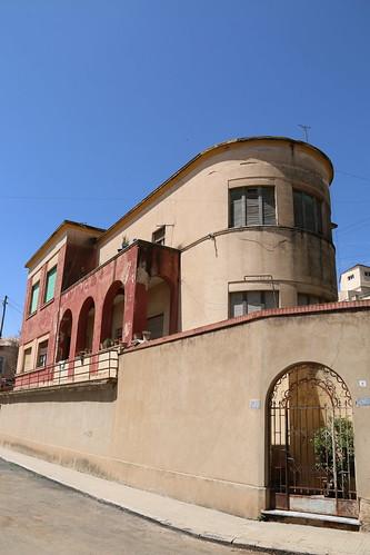 Visita urbana à arquitetura de Asmara