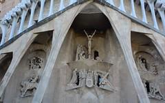 Sagrada Famlia, Barcelona, Spain, 0624, 2016  (yhshangkuan) Tags: sagradafamlia barcelona spain 0624 2016 2016