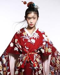 #oriental #beautiful #asiangirl : #kimono #japan  (Pretty Cool Pic) Tags: pretty cool oriental beautiful asiangirl kimono japan
