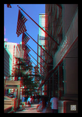 ana6.0 For the Labor Day Holiday (fredtruck) Tags: chicago macys flags shoppers