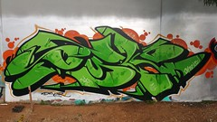 Duke: 'Style'... (colourourcity) Tags: duke style grimz cka tsf id loopcolors big bunsen burners letters graffiti melbourne awesome streetartaustralia streetart colourourcity colourourcitymelbourne nofilters