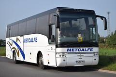 YJ03PHA  ''Eindhoven Diamond''  Metcalfe Coaches, Carlisle (highlandreiver) Tags: metcalfe yj03pha yj03 pha coaches carlisle daf van hool bus coach cumbria