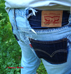 jeansbutt10668 (Tommy Berlin) Tags: men jeans butt ass ars levis