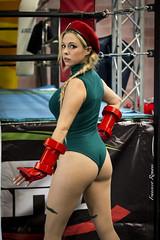 Modenanerd007 (Francesco Romani (fra831)) Tags: cosplay cammy street fighter v italy nerd girl blondie