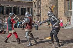 Gevecht (LadyLove1967) Tags: haagshistorischfestijn denhaag ridders paarden koninginnen gevechten kampement binnenhof