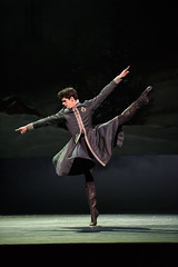 Thiago Soares as Leontes in The Winter's Tale, The Royal Ballet  2016 ROH. Photograph by Bill Cooper (Royal Opera House Covent Garden) Tags: thiagosoares actionshot thewinterstale production productionphoto bychristopherwheeldon theroyalballet