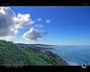 Surf Coast Dreamtime II (tomraven) Tags: sky clouds sun coast coastline dreamtime repost australia surfcaost victoria tomraven aravenimage q32016 pentax k20d q32011