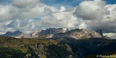 Dolomiten - Kreuzkofelgruppe (CoronadoTR) Tags: berg landschaft hgel bergspitze grat klippe dolomiten alpen italien italy sdtirol alto adige