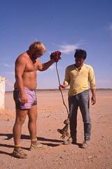 saudi076 (Vonkenna) Tags: saudiarabia seismicexploration 1980s mayhew drill gearbox