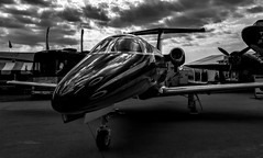N100FZ Phenom, Oshkosh (wwshack) Tags: airventure2016 eaa eaaairventure embraer kosh osh oshkosh phenom usa unitedstates whittmanregional wisconsin businessjet corporatejet execuitiveaviation n100fz