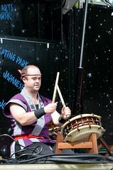 St. Louis Osuwa Taiko (Adventurer Dustin Holmes) Tags: 2016 japanesefallfestival event events performance performances concert concerts springfieldmo springfieldmissouri stlouisosuwataiko drummers drummer people man male musician musicians