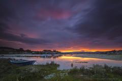 Despierta..... (PITUSA 2) Tags: amanecer lourido poio pontevedra galicia elsabustomagdalena pitusa2 naturaleza fotografía 6d canon despertar color cielo agua ria nubes madrugón