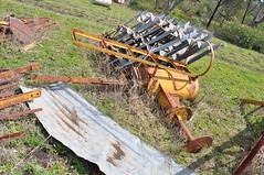 18 foot Intercolonial Boring Company (IBC) New Simplex direct acting windmill (sarracenia.flava) Tags: ibc intercolonical boring company new simplex direct acting windmill