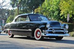 20th Annual La Verne Cool Cruise (USautos98) Tags: 1951 ford hotrod streetrod custom shoebox