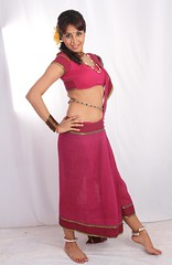South Actress SANJJANAA Photos Set-6-Mahanadi Clips (13)