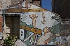(robra shotography []O]) Tags: sardegna orgosolo sardinia murales barbagia