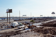 88d038: Looking NE from near foot of Brook Street (Bill Alden) Tags: louisville kentucky construction waterfrontpark
